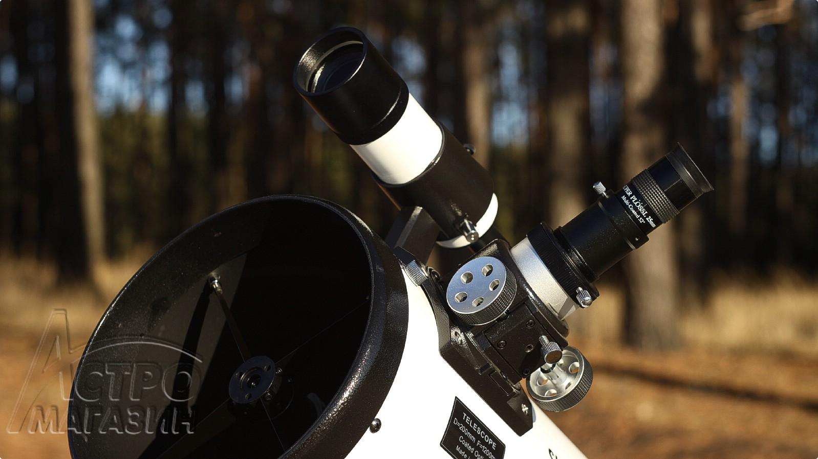 Телескоп своими руками для фотоаппарата
