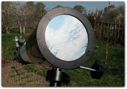 Светофильтр для телескопа своими руками 20