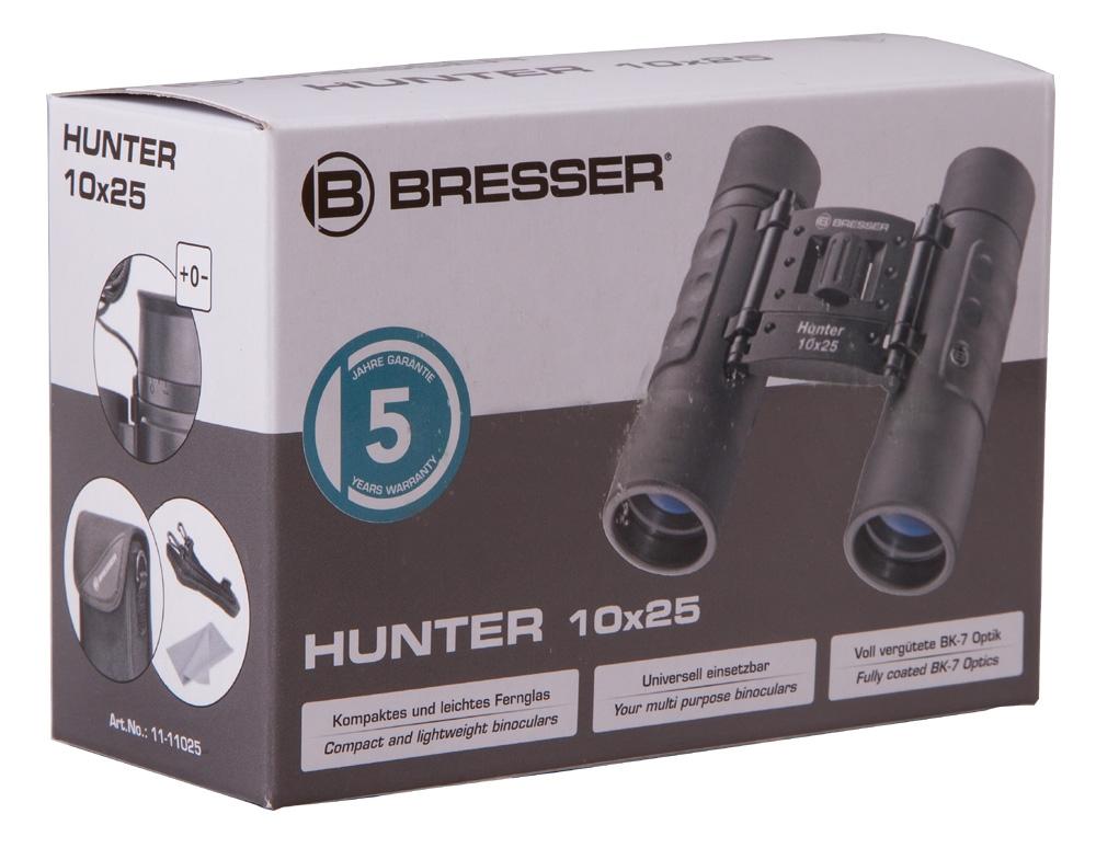 Бинокль bresser hunter Обзор купить Бинокль bresser